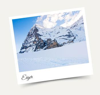 Winter Hike Eiger