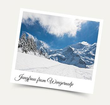Jungfrau Wengernalp Hiking around Wengen