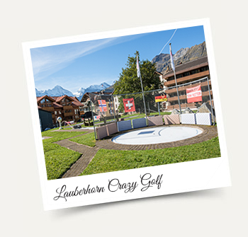 Lauberhorn Mini Golf Wengen