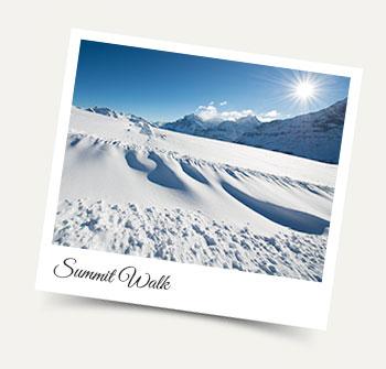 Männlichen Summit Walk - hiking in the Jungfrau region