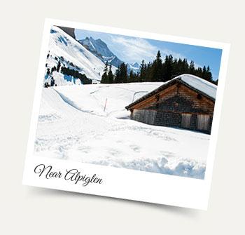 Winter Hike Männlichen