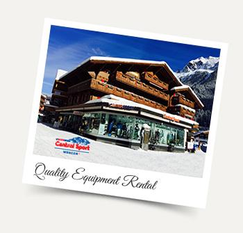 Intersport Central Sport Wengen Ski Rental