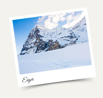 Winter Hike Eiger