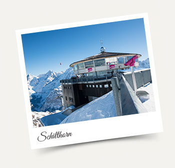 Wengen excursion to the Schilthorn with Alpine Holiday Services!
