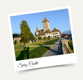Wengen Exursion to Spiez Castle