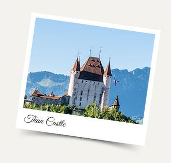 Thun Castle - Wengen excursion
